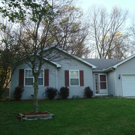 Rent this 4 bed house on 10335 Rosewood Ct in Osceola, IN