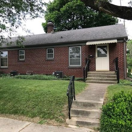 Rent this 1 bed house on 1012 Wallace Avenue in Indianapolis, IN 46201