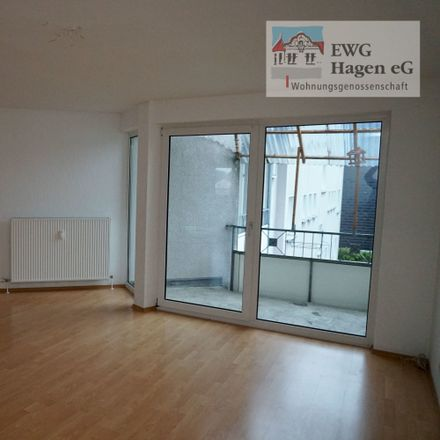 Rent this 3 bed apartment on Rolandstraße 20c in 58135 Hagen, Germany