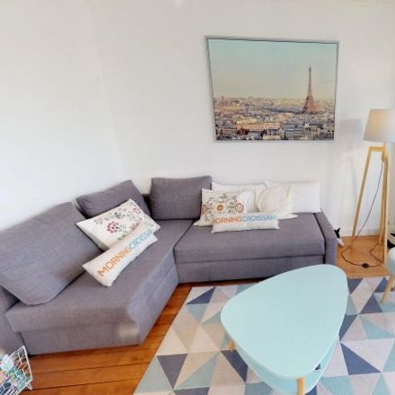 Rent this 1 bed apartment on 6 Rue du Moulin Vert in 75014 Paris, France
