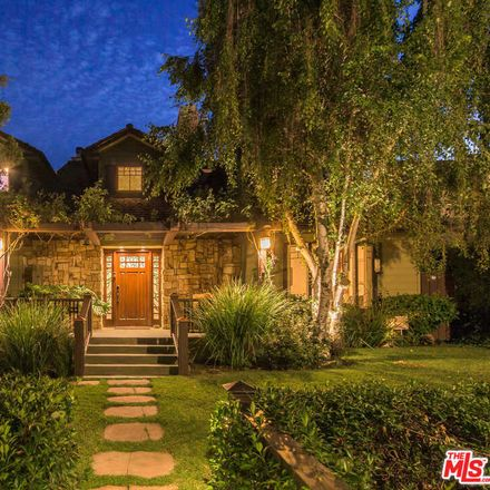Rent this 5 bed house on 313 North Kenter Avenue in Los Angeles, CA 90049