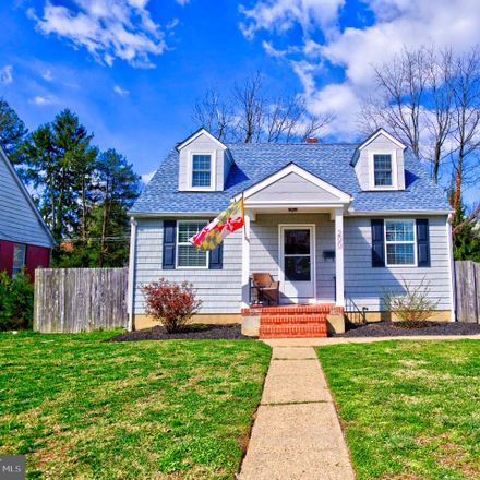 Rent this 3 bed house on 200 Homewood Road in Linthicum, MD 21090