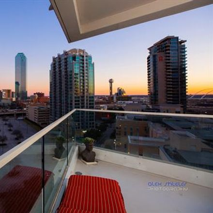 Rent this 2 bed condo on 2408 Victory Park Lane in Dallas, TX 75219