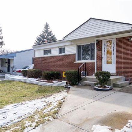 Rent this 3 bed house on 425 Linda Vista Drive in Pontiac, MI 48342