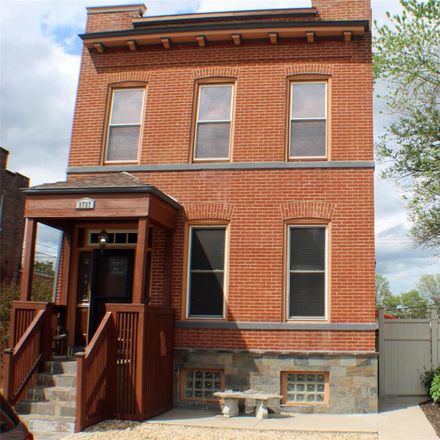 Rent this 2 bed house on 2727 Rutger Street in City of Saint Louis, MO 63104
