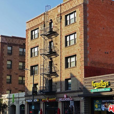 Rent this 1 bed apartment on Hollywood Boulevard in Los Angeles, CA 90028