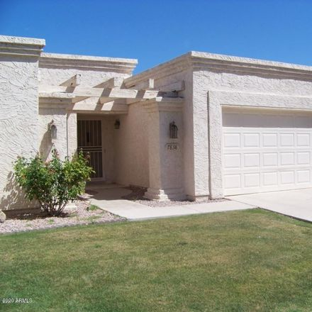 Rent this 2 bed townhouse on 7838 East Via Costa in Scottsdale, AZ 85258