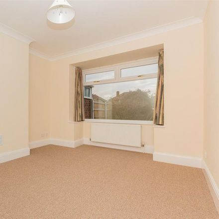 Rent this 3 bed house on Granby Crescent in Doncaster DN2 6AN, United Kingdom