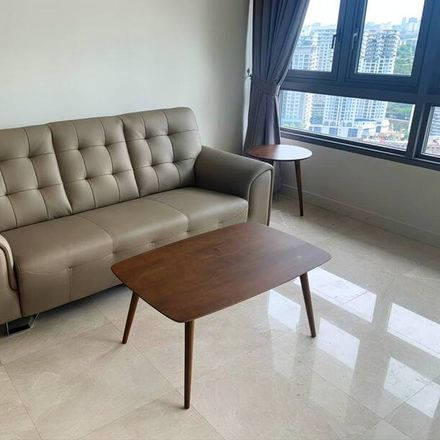 Rent this 2 bed apartment on The Sentral Residences in Jalan Damansara, Brickfields