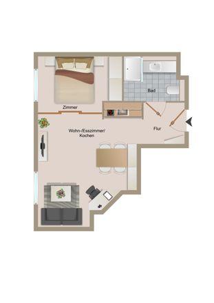 Rent this 2 bed apartment on St.-Veit-Gasse 37 in 1130 Vienna, Austria
