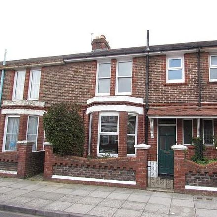 Rent this 3 bed house on Shelford Road in Portsmouth PO4 8NU, United Kingdom