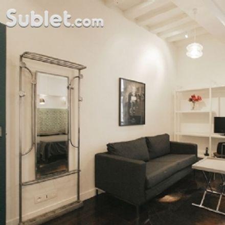 Rent this 1 bed apartment on 12 Rue des Écouffes in 75004 Paris, France