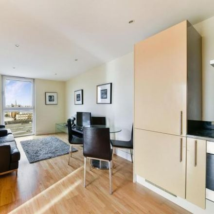 Rent this 1 bed apartment on Denison House in 20 Lanterns Way, London E14 9JH