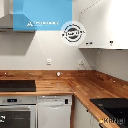 Rent this 1 bed apartment on Niepołomicka 36 in 80-180 Gdansk, Poland
