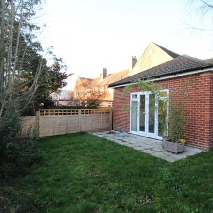 Rent this 2 bed house on Whitebeam Avenue in London BR2 8DN, United Kingdom
