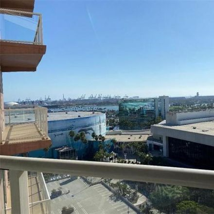 Rent this 2 bed condo on Elm Avenue in Long Beach, CA 90802