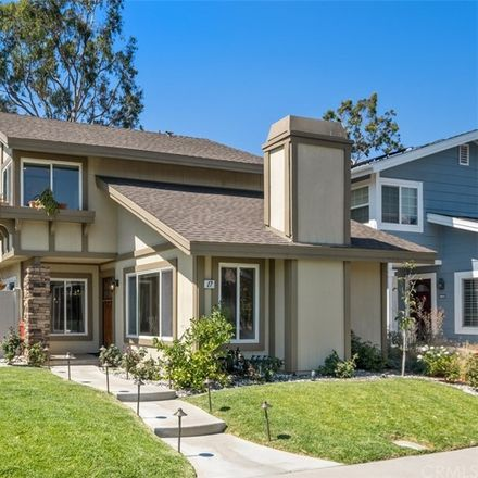 Rent this 3 bed house on 17 Sweet Rain in Irvine, CA 92614