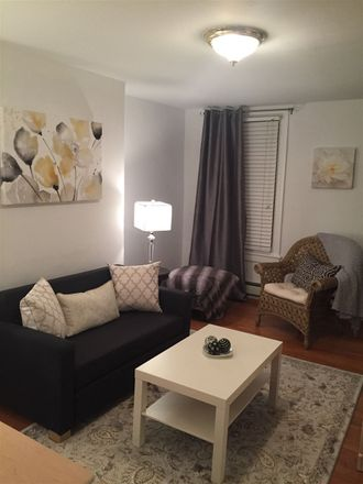 Rent this 1 bed apartment on 305 Bloomfield Street in Hoboken, NJ 07030