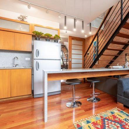 Rent this 1 bed apartment on Carrera 5 in Localidad Chapinero, Bogota