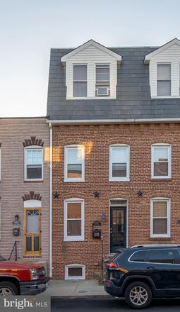 Rent this 3 bed townhouse on 1004 South Curley Street in Baltimore, MD 21224