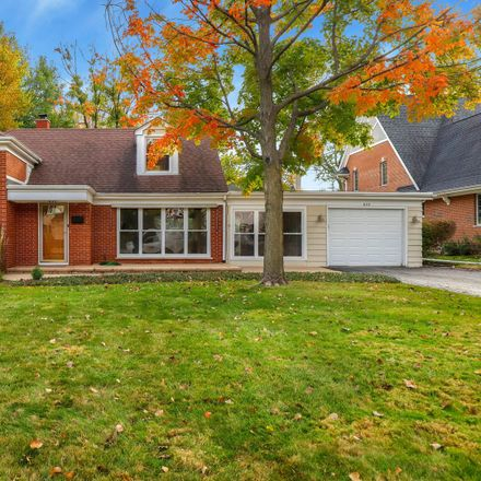 Rent this 3 bed house on 835 Western Avenue in White Plains, IL 60062