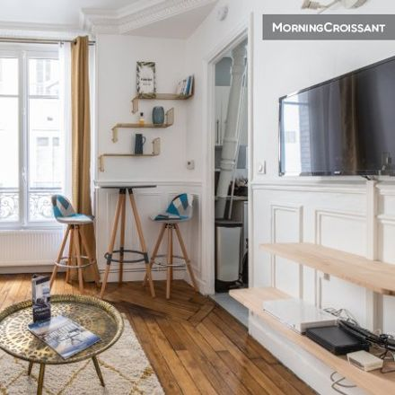 Rent this 1 bed apartment on 28 Rue de la Réunion in 75020 Paris, France