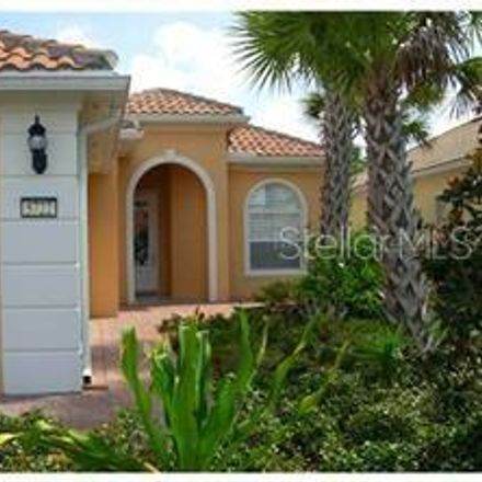 Rent this 3 bed house on 5722 Benevento Drive in Sarasota County, FL 34238