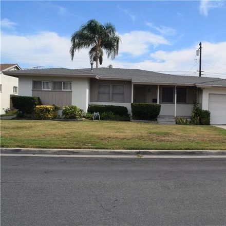 Rent this 4 bed house on 11842 Kathy Lane in Garden Grove, CA 92840