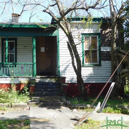 Rent this 3 bed house on 2308 Florance Street in Savannah, GA 31415
