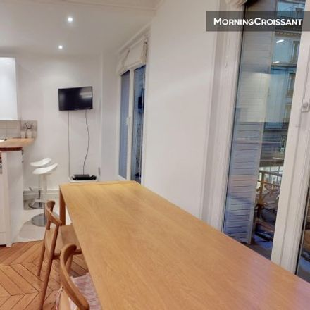 Rent this 2 bed apartment on 108 Rue Blomet in 75015 Paris, France