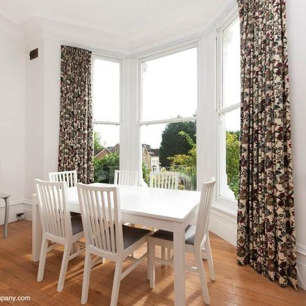 Rent this 2 bed apartment on 8 Darlaston Road in London SW19 4LP, United Kingdom