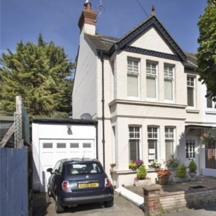Rent this 3 bed house on Hove in Hangleton, ENGLAND
