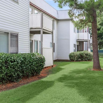 Rent this 2 bed apartment on East 71st Street South in Tulsa, OK 74136