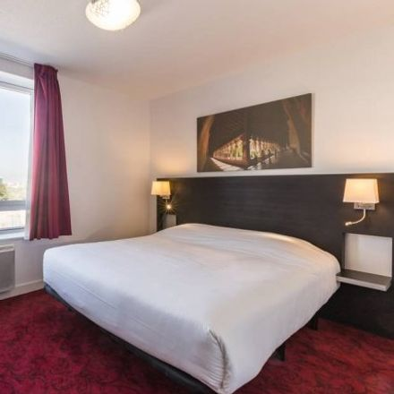 Rent this 1 bed apartment on 6 Avenue Hubert Curien in 31100 Toulouse, France