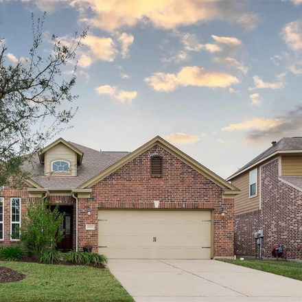 Rent this 4 bed house on 19006 Filmont Court in Villages of Cypress Lakes, TX 77429