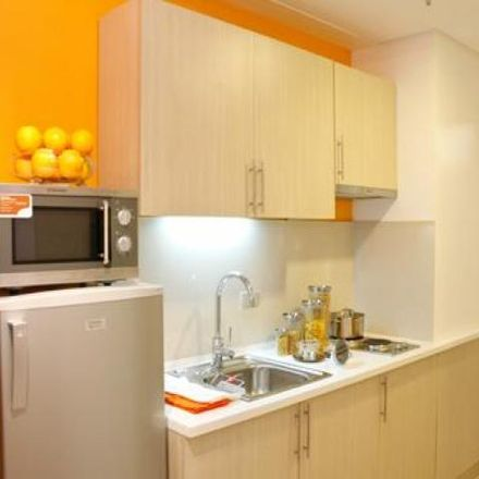 Rent this 0 bed condo on Jazz Mall in Nicanor Garcia Nicanor T. Garcia, Makati