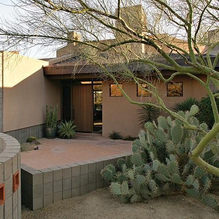 Rent this 3 bed house on 10615 East Fernwood Lane in Scottsdale, AZ 85262