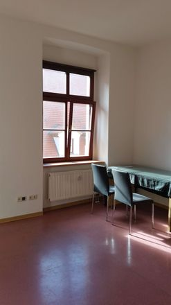 Rent this 1 bed apartment on Domgasse 6 in 09599 Freiberg, Germany