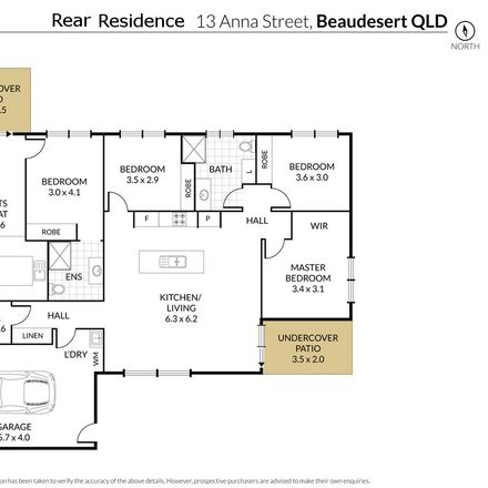 Rent this 4 bed house on 13A Anna Street