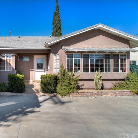 Rent this 3 bed house on Citronia Street in Los Angeles, CA 91325