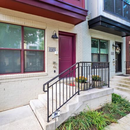 Rent this 3 bed townhouse on 5732 45th Avenue in Riverdale Park, MD 20781