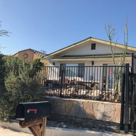 Rent this 2 bed house on 3rd St in Desert Hot Springs, CA