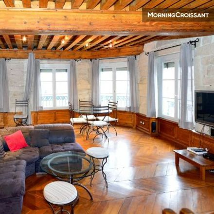 Rent this 1 bed apartment on 15 Place Louis-Pradel in 69001 Lyon, France