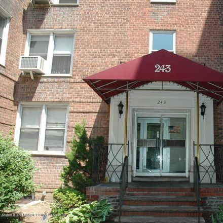 Rent this 2 bed townhouse on 243 McDonald Avenue in New York, NY 11218