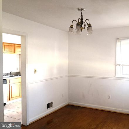Rent this 4 bed house on 6234 Washington Boulevard in Arlington, VA 22205