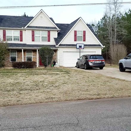 Rent this 4 bed house on Falcon Way in Lizella, GA