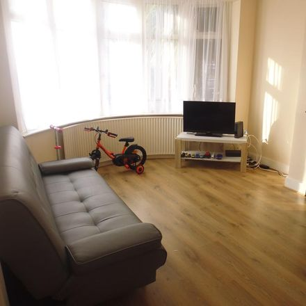 Rent this 3 bed house on 33 Zermatt Road in London CR7 7BD, United Kingdom