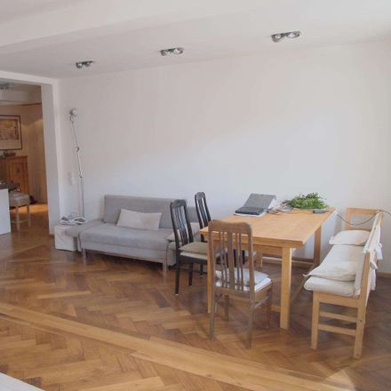 Rent this 1 bed apartment on Donnersbergerstraße 49 in 80634 Munich, Germany