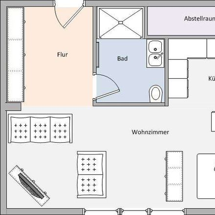 Rent this 1 bed loft on Cathedral of St Peter in An der Petrikirche 1, 02625 Bautzen - Budyšin