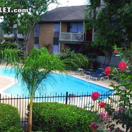 Rent this 1 bed apartment on 1323 South Beauregard Street in Alvin, TX 77511